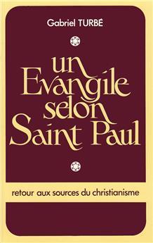 Un Évangile selon saint Paul