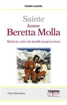 Sainte Jeanne Beretta Molla
