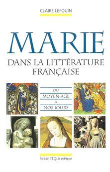 Marie dans la littérature française