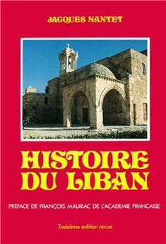 Histoire du Liban (6F tour du monde)