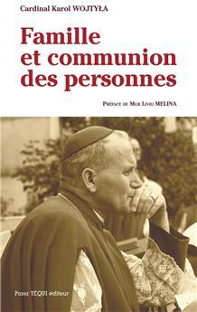 Famille et communion des personnes (PROMO21)