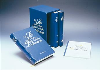 Un sage pour notre temps (coffret 3 volumes) - Chanoine Lallement