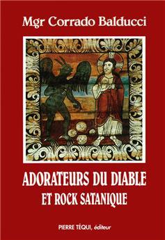 Adorateurs du diable et rock satanique