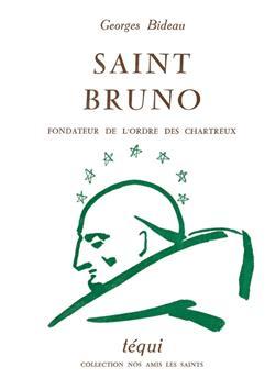 Saint Bruno, fondateur de l'ordre des Chartreux