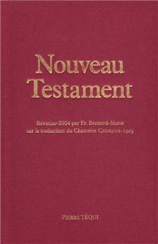 Nouveau Testament - relié toile