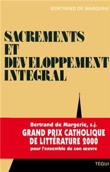 Sacrements et développement integral