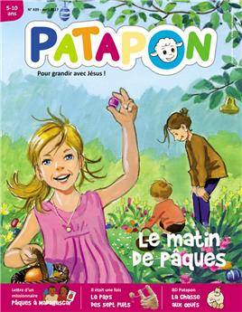Revue Patapon n°439 - Avril 2017