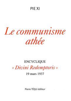 Le communisme athée