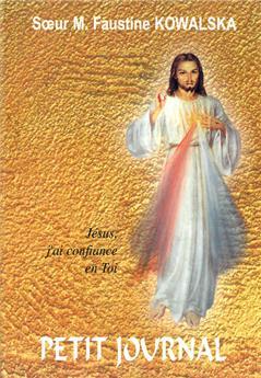 Petit journal de Sainte Faustine poche cartonné