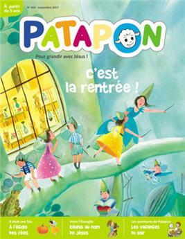 Revue Patapon n°443 - Septembre 2017