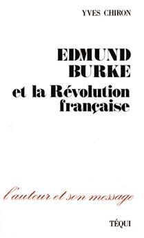 Edmund Burke et la Révolution française