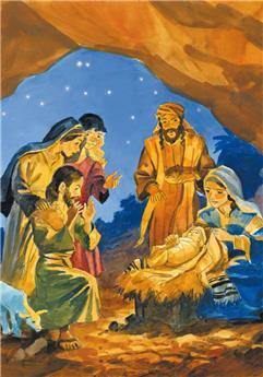 Cartes postales de Noël - Lot de 12 cartes