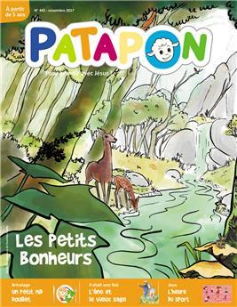 Revue Patapon n°445 - Novembre 2017