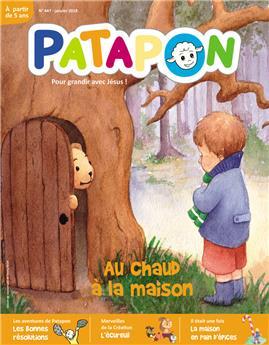 Revue Patapon n°447 - Janvier 2018