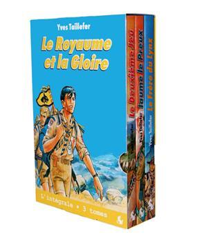 Le Royaume et la Gloire (coffret 3 tomes)