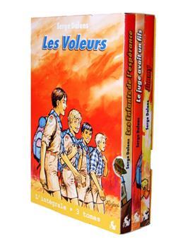 Les Voleurs (coffret 3 tomes)