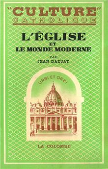 L'Église et le monde moderne