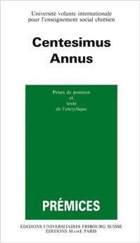 Centesimus annus (Prémices 11)