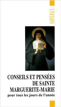 Conseils et pensées de Sainte Marguerite-Marie