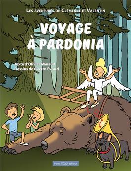 Voyage à Pardonia (BD)