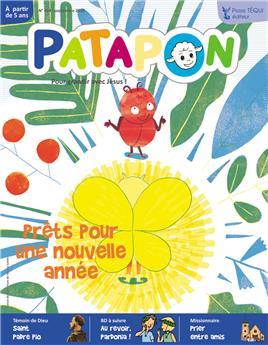 Revue Patapon n°454 - Septembre 2018