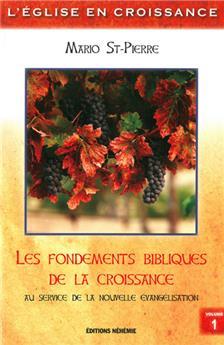 Les fondements bibliques de la croissance