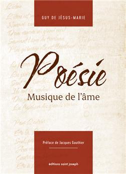 Poésie, musique de l'âme