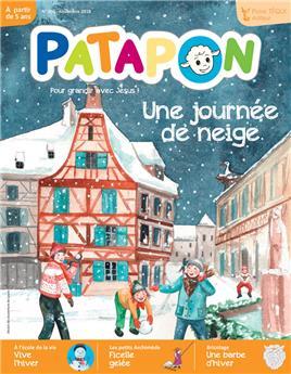 Revue Patapon n°456 - Novembre 2018