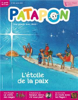 Revue Patapon n°458 - Janvier 2019