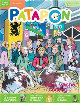 Revue Patapon n°460 - Mars 2019