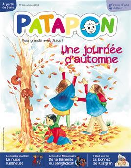Revue Patapon n°466 - Octobre 2019