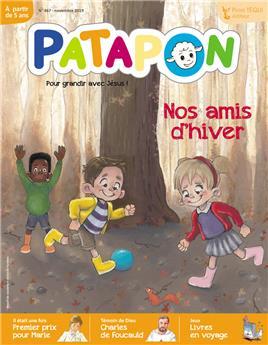 Revue Patapon n°467 - Novembre 2019