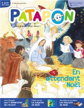 Revue Patapon n°468 - Décembre 2019