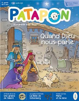 Revue Patapon n°469 - Janvier 2020