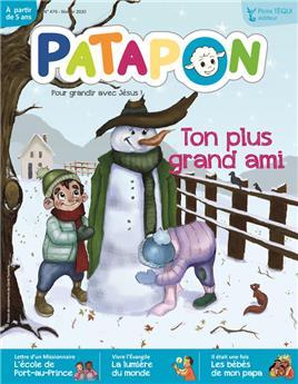 Revue Patapon n°470 - Février 2020
