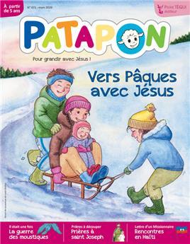 Revue Patapon n°471 - Mars 2020
