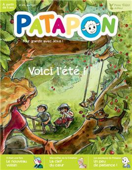 Revue Patapon n°474 - Juin 2020