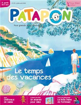 Revue Patapon n°475 - Juillet-août 2020