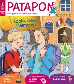 Revue Patapon n°476 - Septembre 2020