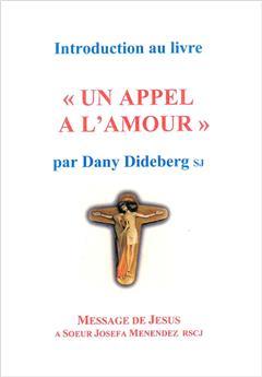 Introduction au livre « Un appel à l'amour »