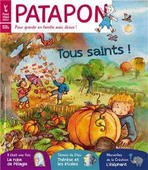Revue Patapon n°477 - Octobre 2020